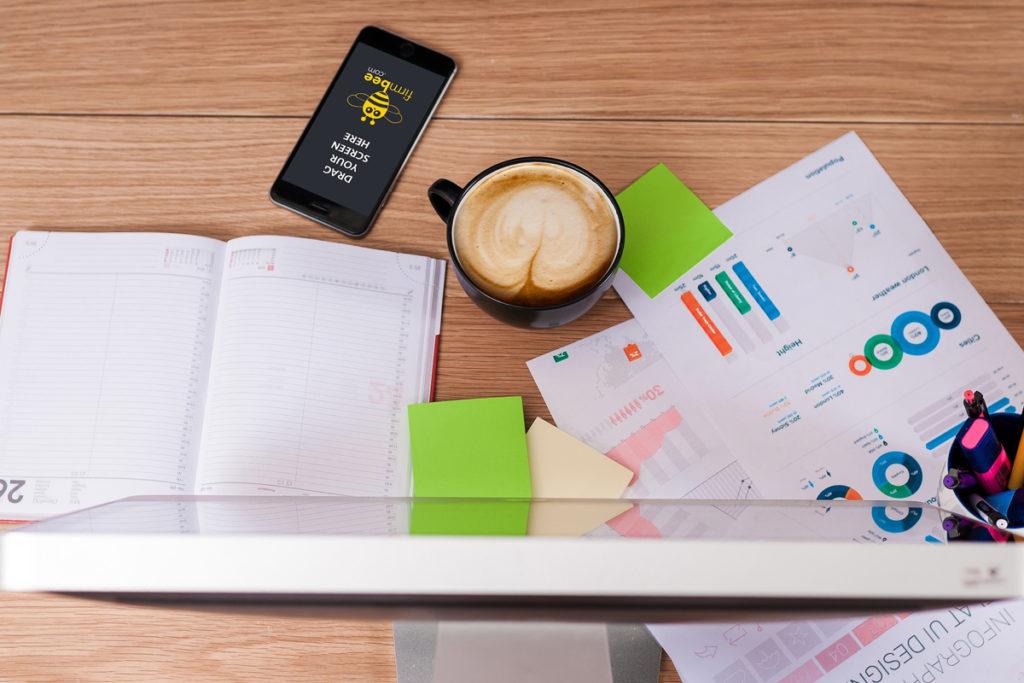 A produção de conteúdo pode ser bem direcionada quando há organização e planejamento